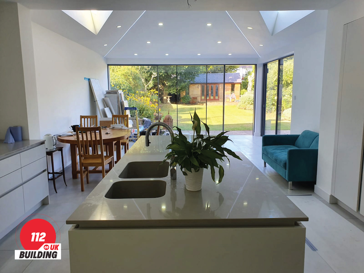 House extension in Buckinghamshire